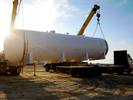 Delivery of 100m3 Tank to J-52